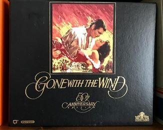 GWTW VHS box set