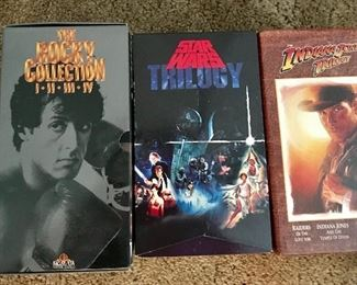 VHS box sets
