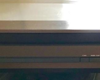 RCA video disk player
