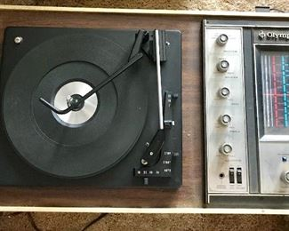 Vintage Olympic stereo