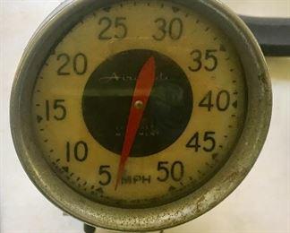 Airguard Contralog Movement Speedometer for 1960 El Dorado