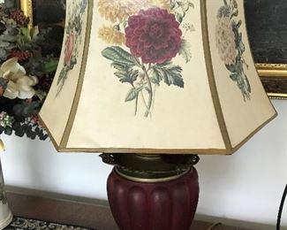 Lamp - $ 38.00