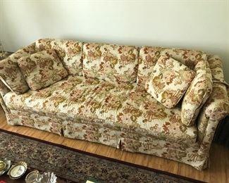 Vintage Sofa $ 100.00