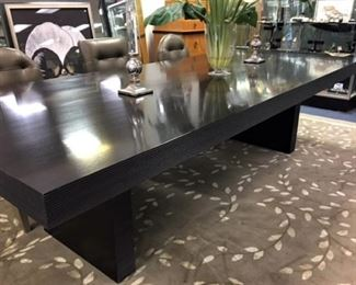 Elegant William Switzer Dining Table