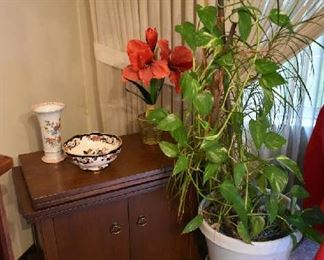 ROLLING CABINET, LIVE PLANT