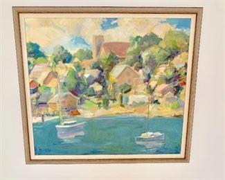 Original art by Joan Kennedy