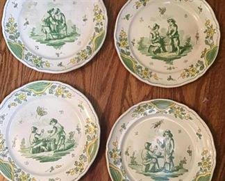 Decorative Plates - 4