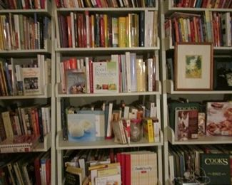 All cookbooks and yes there are more