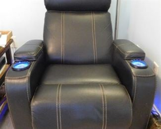 Recliner -- Has a Phone Charger