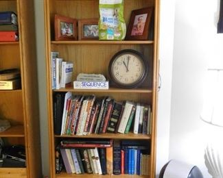 1 of 2 Matching Bookcases