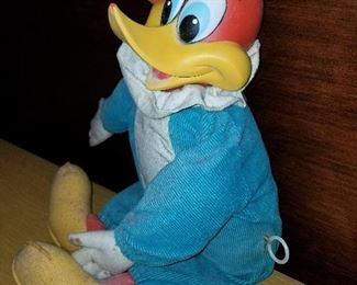 Woody Wood Pecker Stuffed Toy