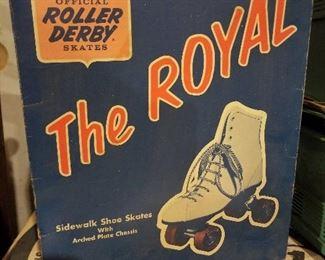 Roller Derby Skates (In Box & excellent condition)