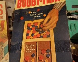 Booby - Trap Game