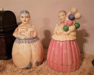 Antique Cookie Jars