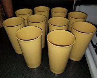 Tupperware Glasses