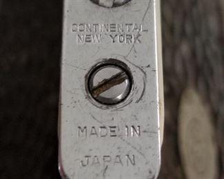 Continental New York Cigarette Lighter