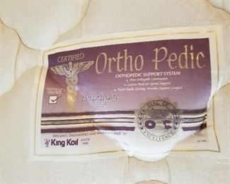 Ortho Pedic Day Bed