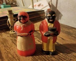 Mamie Salt & Pepper Shakers