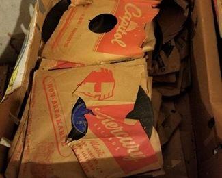 Vintage Albums (Box full)
