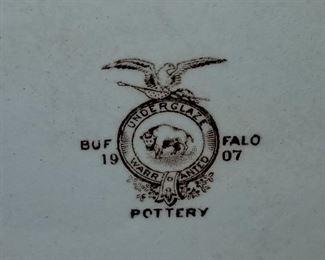 Buffalo 1907 Pottery