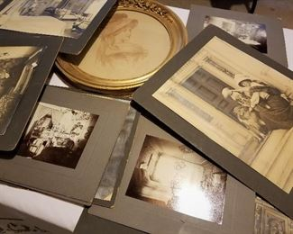 Antique photos from early 1900's