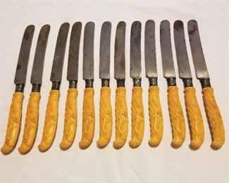 Knives came from the Windsor Mansion in Upper New York