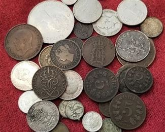 Foriegn Coins