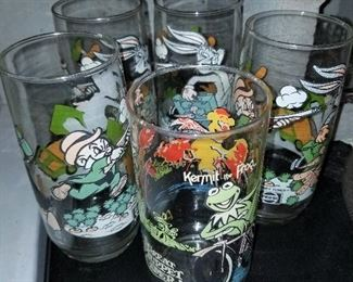 Kermit the Frog Glasses & Others