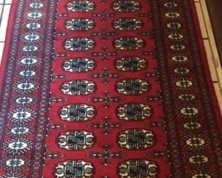 Handwoven Persian Rugs... throughout the Estate