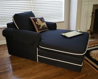 Chaise lounge from Expressions Furniture Co.