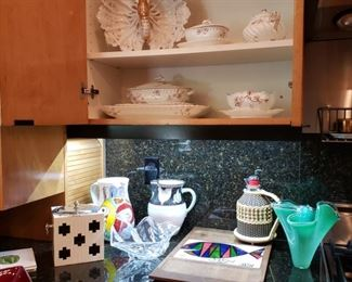 Limoges and some fun MCM pieces