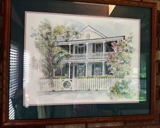 South Carolina Plantation Limited Edition Print