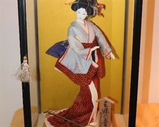 Japanese Geisha - the Real Deal - Not your store-bought version.