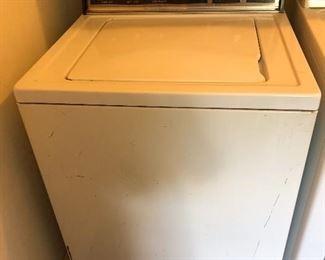 Washer & Dryer works