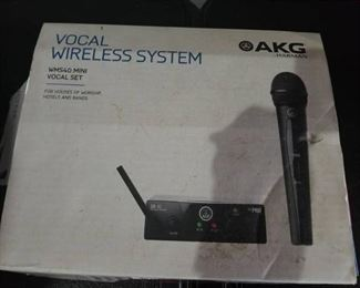 Vocal Wireless System WMS40