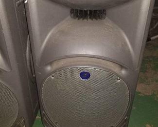 Mackie C300Z Speaker