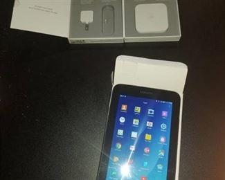 Samsung Galaxy E Lite and Square Reader