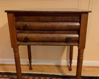 Small Mahogany Table  https://ctbids.com/#!/description/share/194338