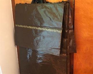 HUDSONS VINTAGE BAGS