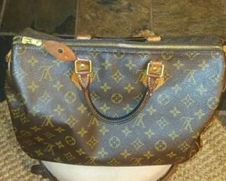 Authentic Louis Vuitton handbags