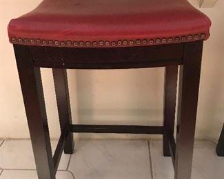 Pair of 2 - 25 tall bar stools