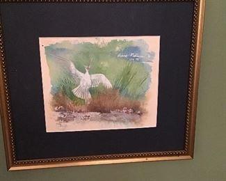 Grove Robinson original art