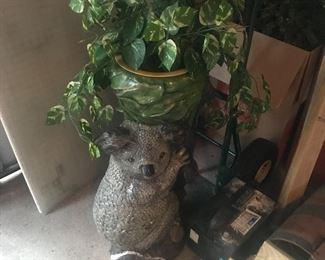 Large koala planter