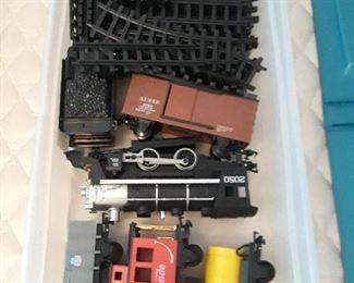 remote control train set