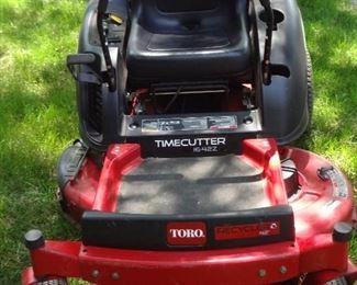 Toro Timecutter 0 Turn Lawn Mower