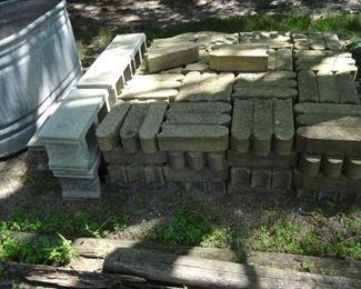 Paver Bricks Approximately 200