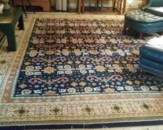 beautiful rug from Iran