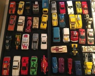 vintage die cast matchbox cars