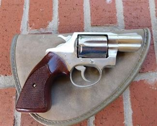 Vintage Colt Detective Special 38 Special Revolver(Permit or Concealed and Carry Required for Purchase)