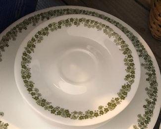 Correl dishware